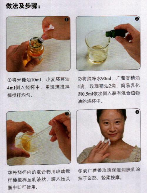 迷迭香精油的功效与作用图片